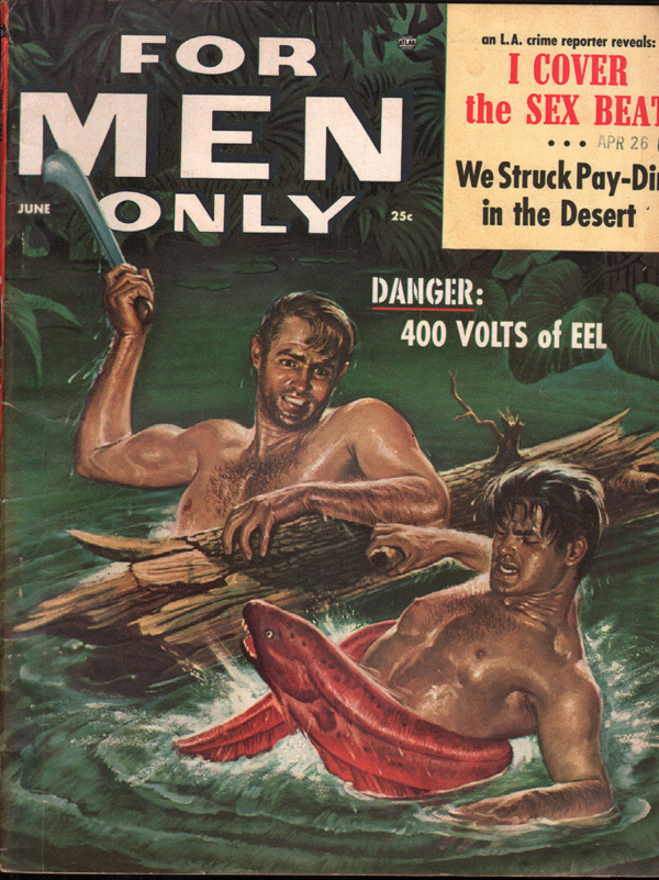 For Men Only June 1955