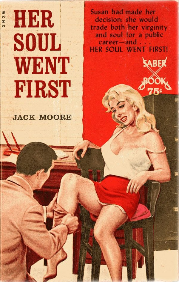 Her Soul Went First by Jack Moore Saber; 1965