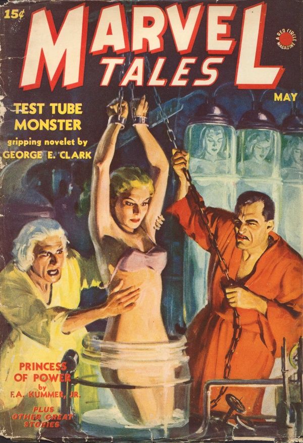 Marvel Tales 1940May
