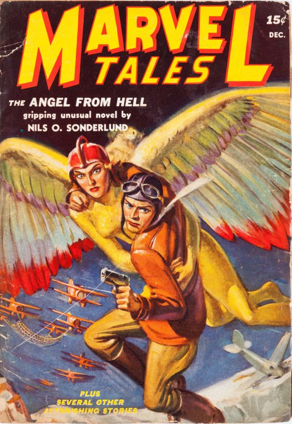 Marvel Tales - December 1939