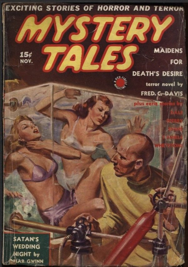 Mystery Tales (Red Circle) 1938 November