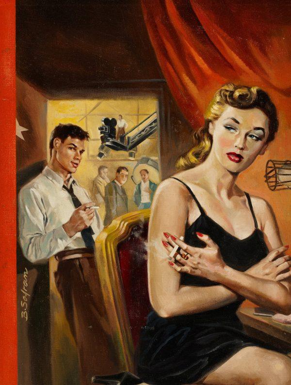 Night-Club Sinner, Croydon #62, 1954