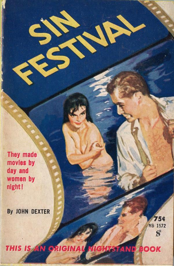 Nightstand Book NB 1572 1961