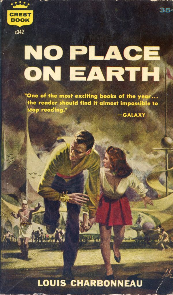 No Place On Earth - Louis Charbonneau - 1959