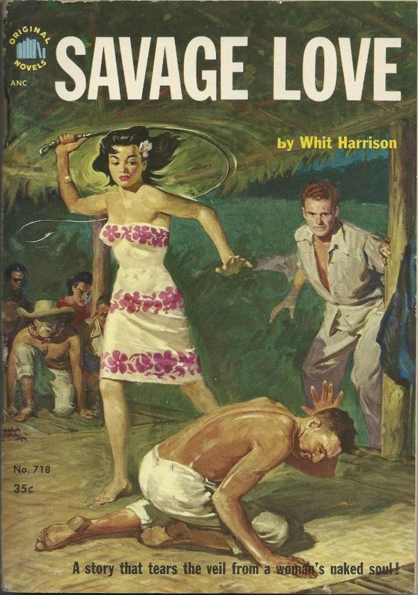 Original Books #718, 1952