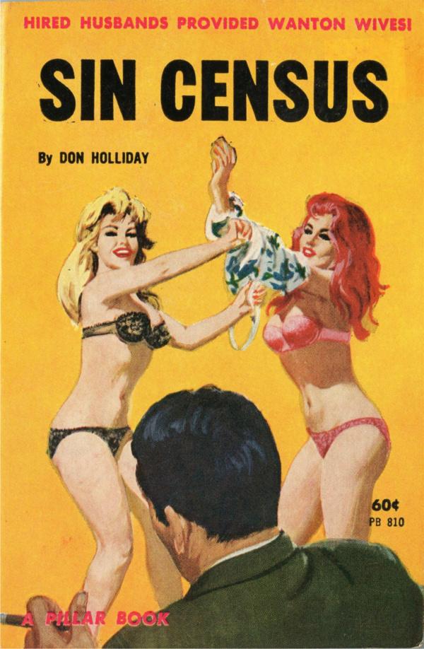 Pillar Book 810 1963