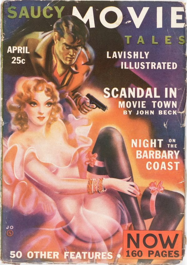 Saucy Movie Tales - April 1937