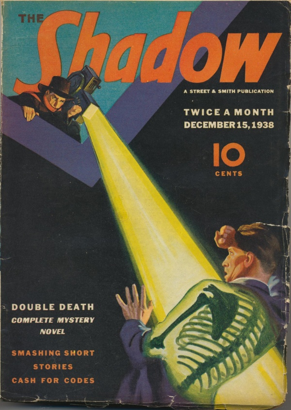 Shadow Magazine Vol 1 #164 December, 1938