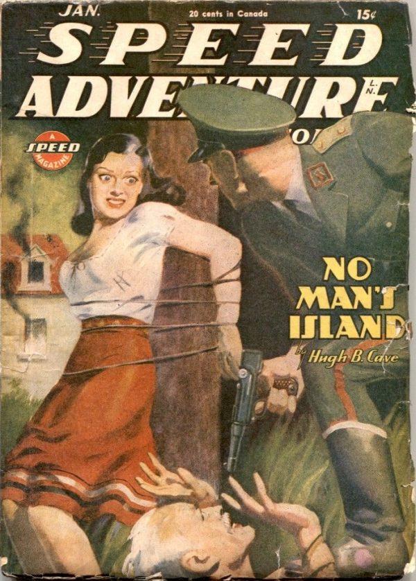 Speed Adventure January 1945