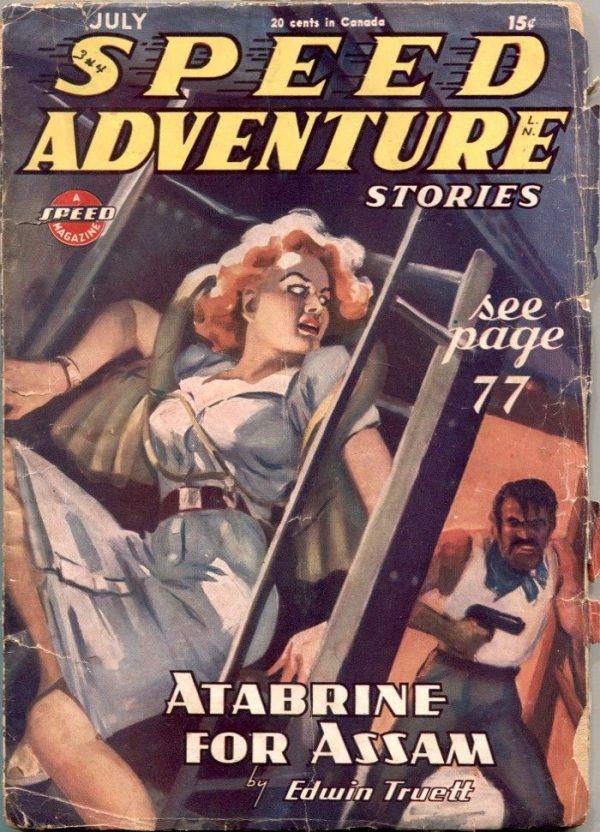 Speed Adventure July 1945