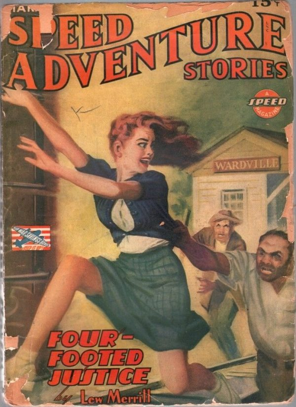 Speed Adventure, March 1943
