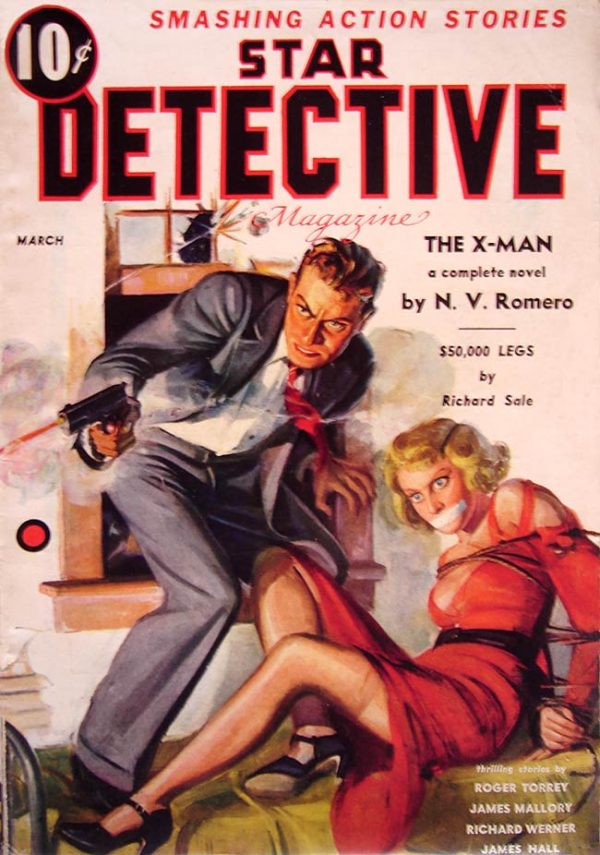 Star Detective March 1937