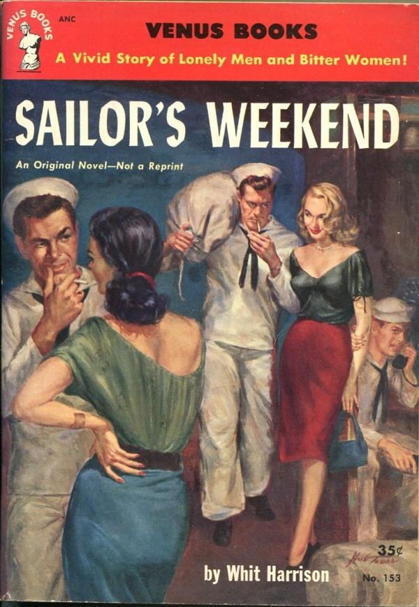 Venus Books #153 1952