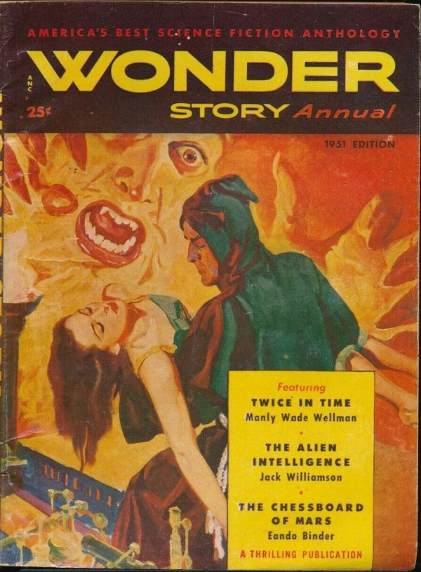 Wonder Story Annual No.2 1951