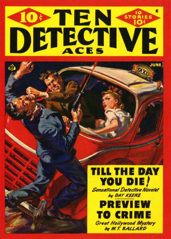 10 Detective Aces - 1942-06