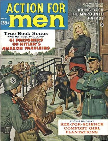 20700251-Action for Men, March 1962