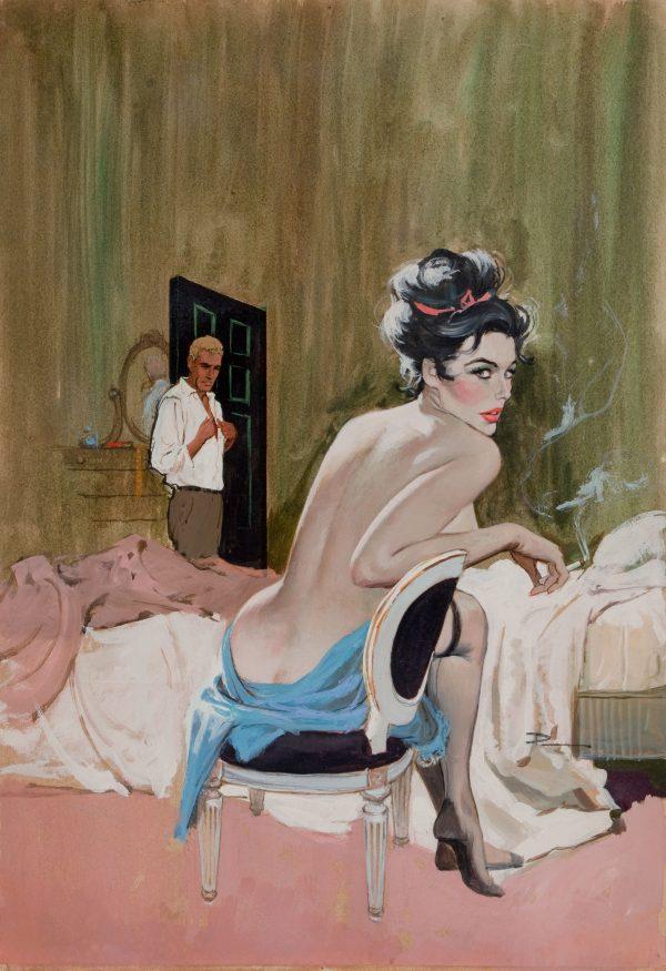 38251997-ERNEST_CHIRIACKA_Fly_Girl,_paperback_cover,_1961