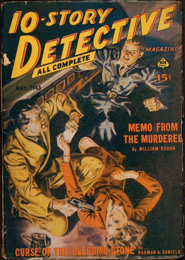 38298044-Curse_of_the_Bleeding_Stone_10-Story_Detective_pulp_cover,_May_1943
