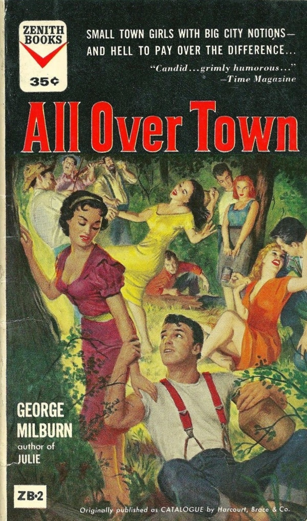 97 George Milburn All Over Town Zenith 1958 1