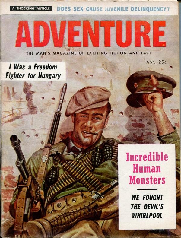 Adventure April 1957