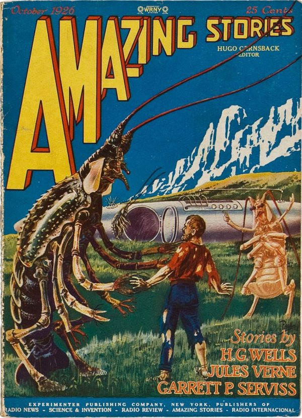 Amazing Stories October 1926