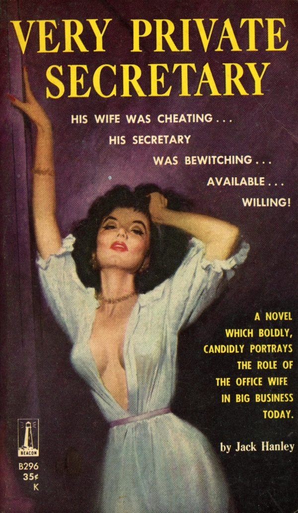 Beacon Books B296, 1960