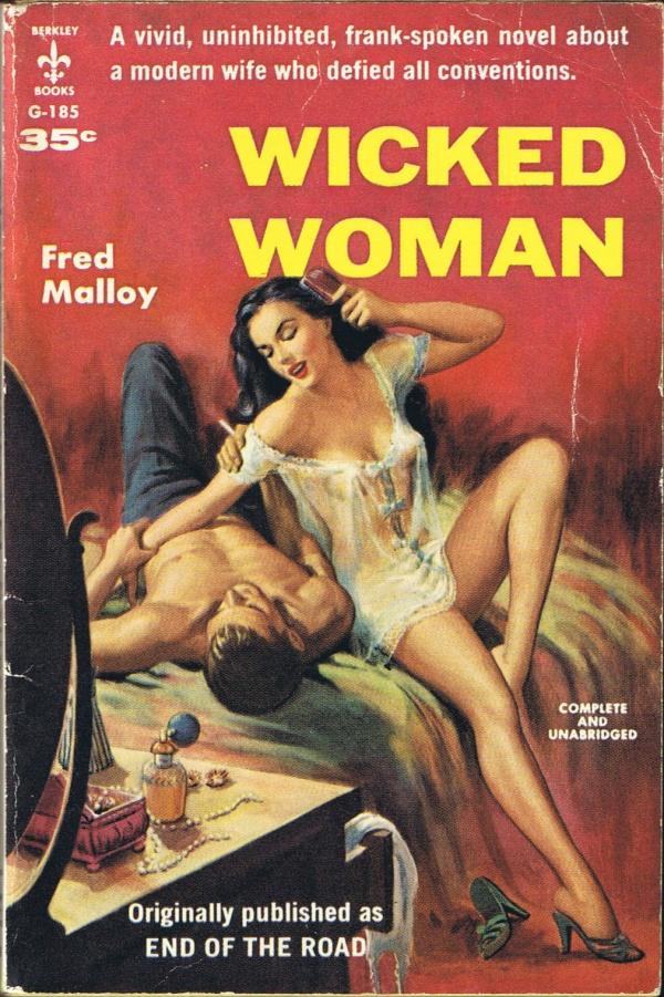 Berkley Book # G-185 1958