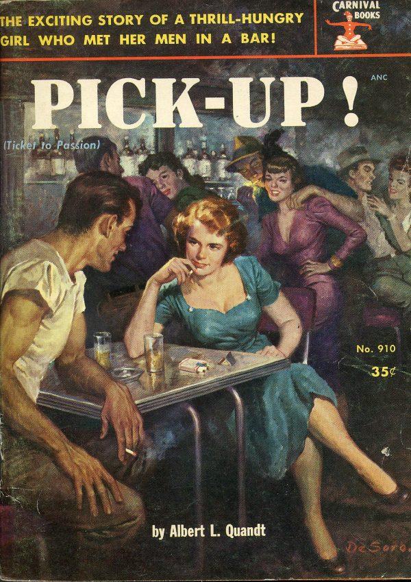 Carnival Books PB Digest-1952