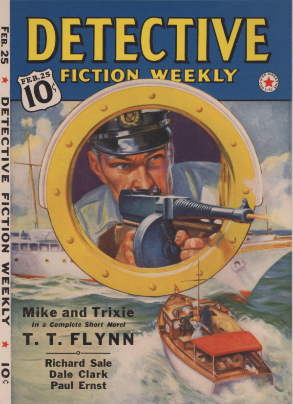 February 25, 1939 Detective Fiction