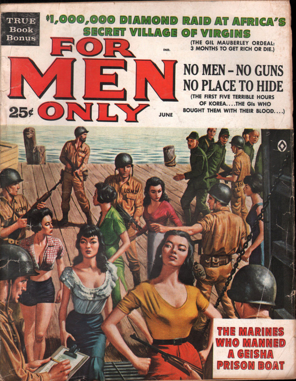 For Men Only June 1961