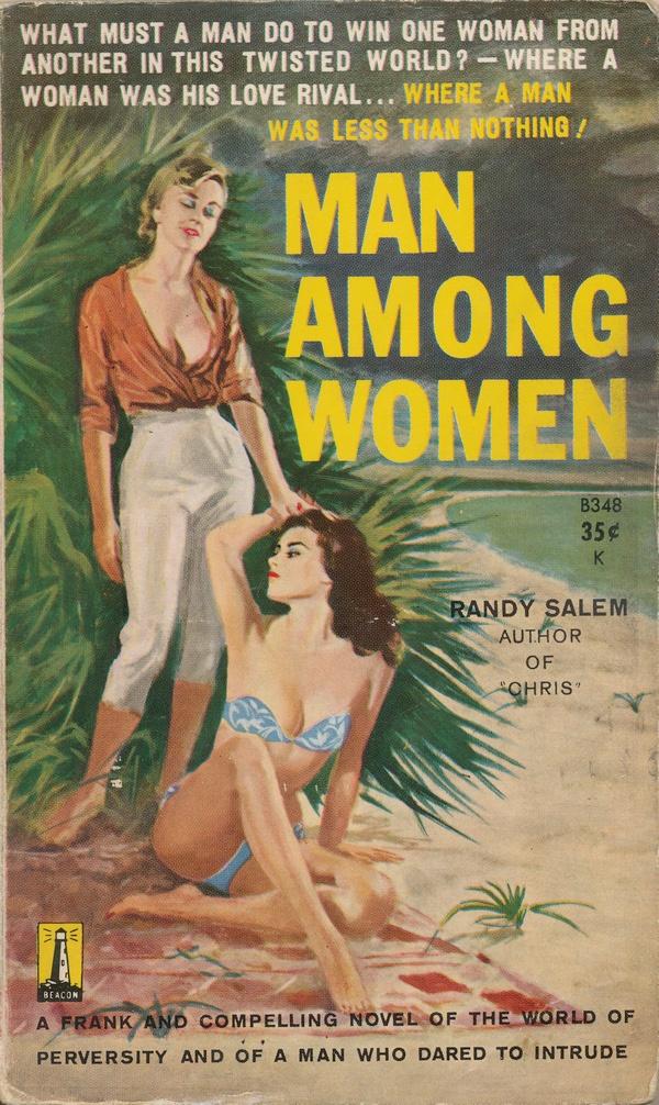 LPF-Man Among Women-Front