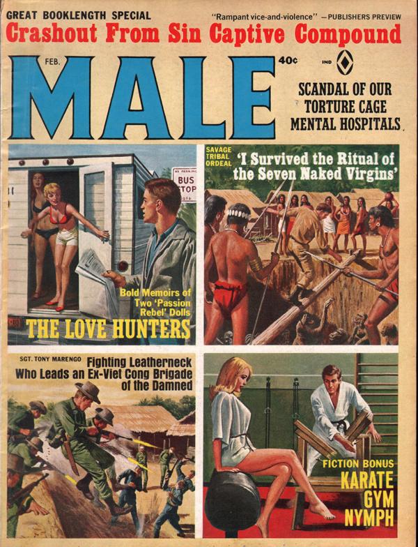 Male February 1968