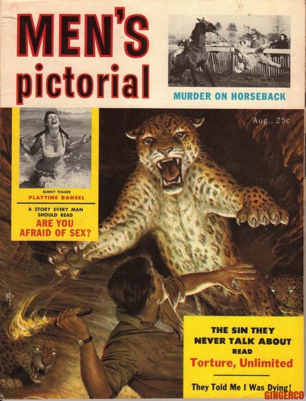 Men's Pictorial August 1956