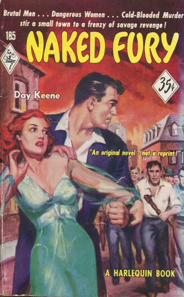 Naked Fury 1952