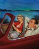 Reno Tramp by Florence Stonebraker, Ecstasy Novel No. 6, 1950 thumbnail