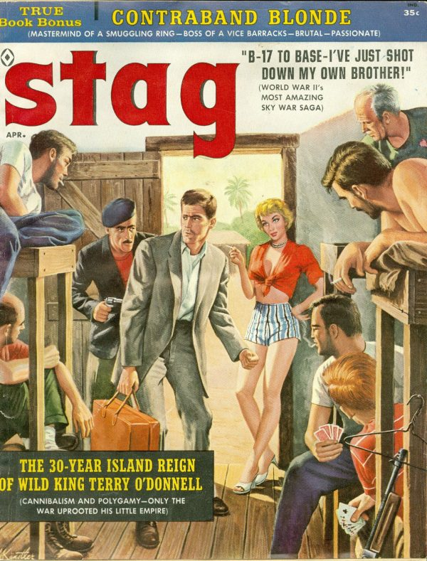 Stag, April 1960
