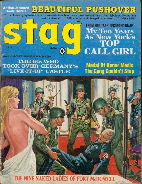 Stag January 1968