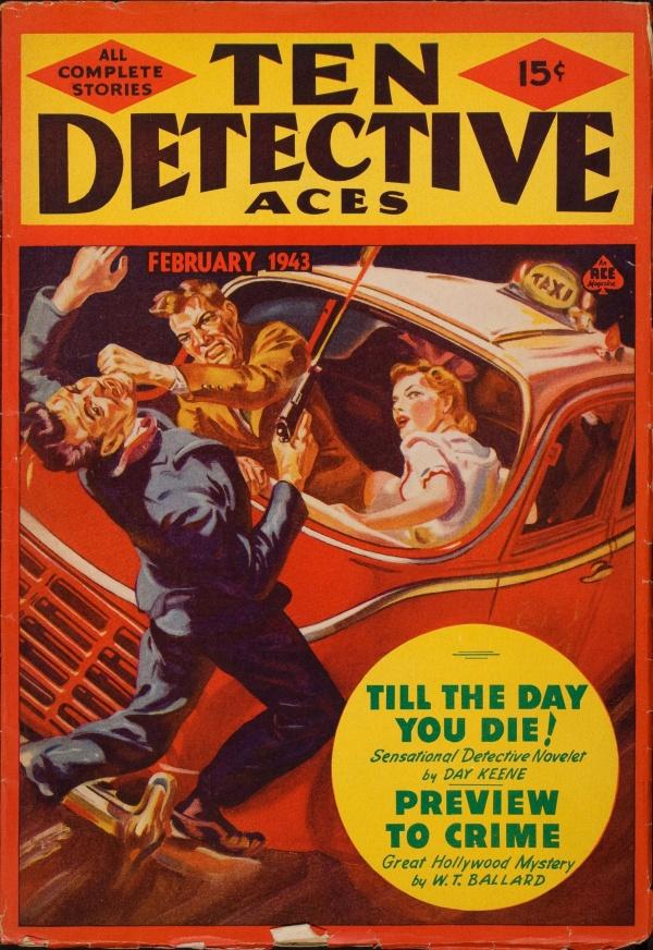 Ten Detective Aces February 1943