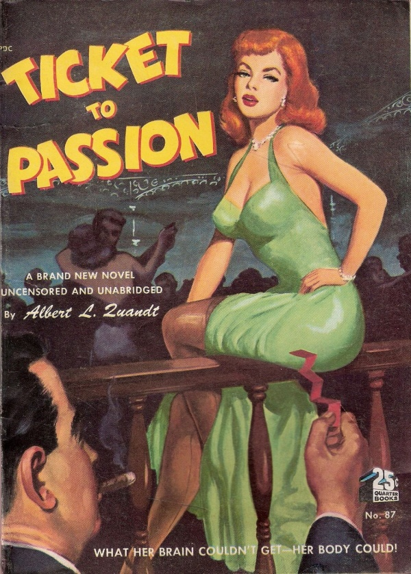 Ticket to Passion 1951