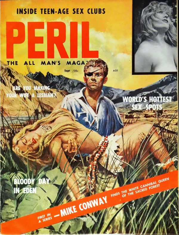 Peril (Sept., 1959).