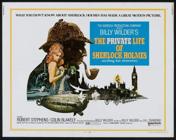 38858709-The_Private_Life_of_Sherlock_Holmes_(United_Artists,_1970)._Half_Sheet
