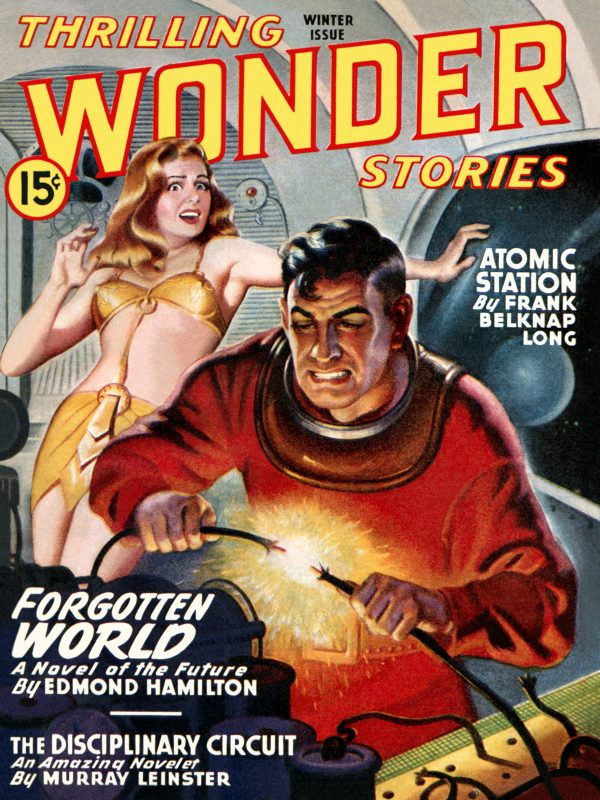 Thrilling Wonder Stories Winter 1946