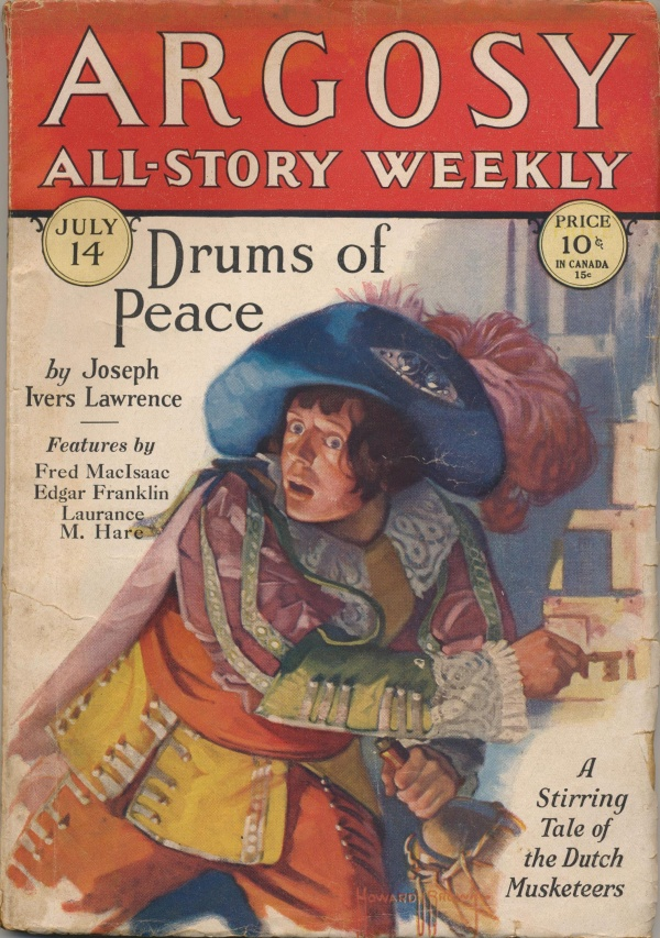Argosy All Story Weekly July 14 1928