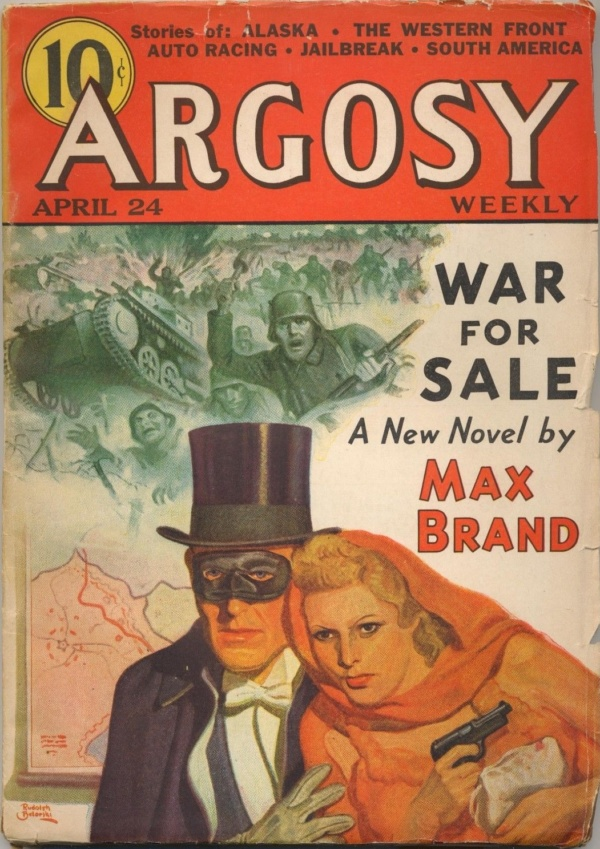 Argosy Weekly April 24, 1937