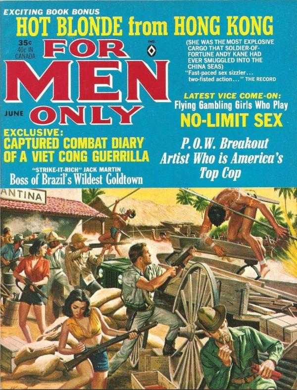 For Men Only June 1965