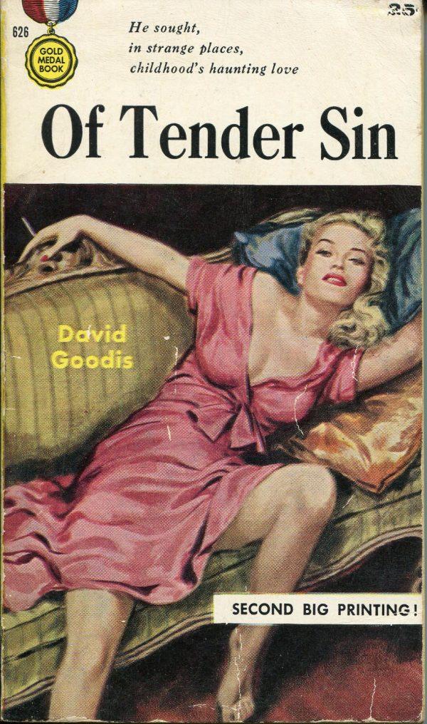 Gold Medal Paperback-1956