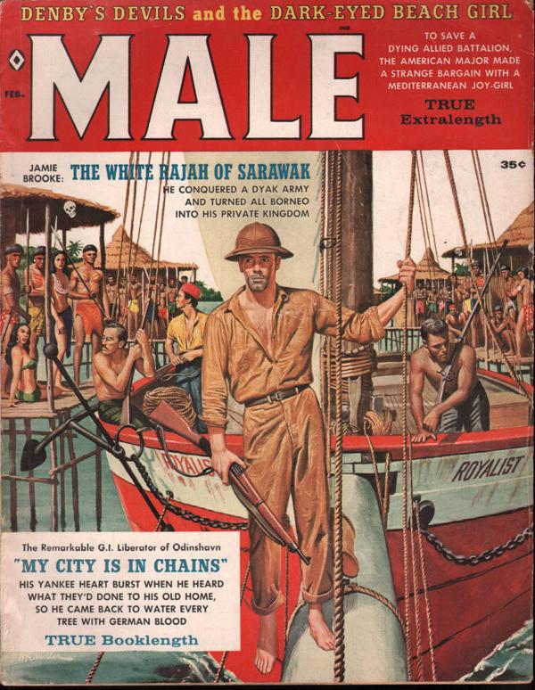 Male February 1960
