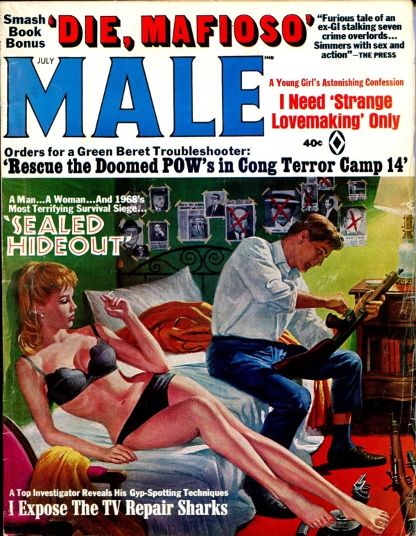 Male July 1968