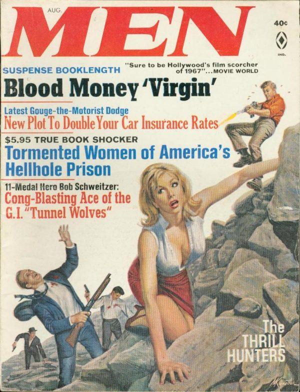Men August 1967