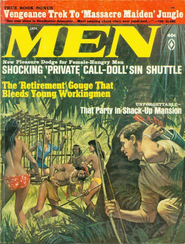 Men, January 1968